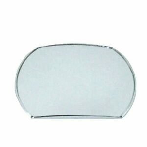 Fits Large Convex Blind Spot Mirror For Cars Trucks Boats W Adhesive 4 H X 5