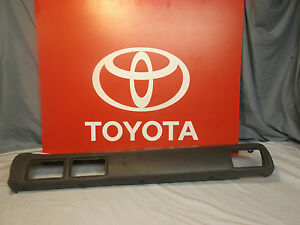 84 85 86 87 88 89 Toyota Truck 4runner Dash Pad Grey Short Pocket Vent