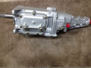 1966 Muncie M21 4 Speed Transmission 2 20 First Gear Close Ratio August Date