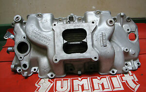 Gm Aluminum Intake 427 Zl 1 Winters Part 3933198