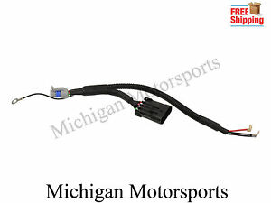 6 5l Diesel Fuel Injection Pump Gray Grey Pmd Wiring Harness 1994 2005 Gm Turbo