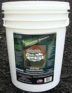 Dumpster Breath Heavy Duty Commercial Odor Control Pail Deodorant 5gallon 45lbs