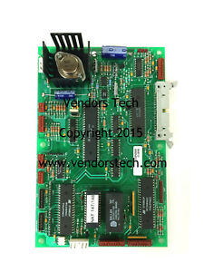 National 147 148 430 Snack Vending Machine Main Control Board Refurbished