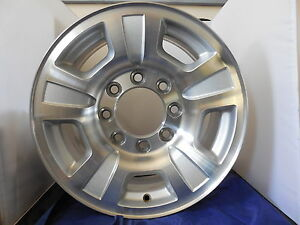 2007 2010 Chevy Silverado 2500 Gmc Sierra 8 Lug Factory Alloy Wheel Pn 9595858
