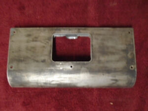 1940 Mercury Glove Box Door Coupe Sedan Convertible Flathead V8 Hot Rod