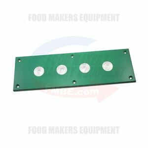 Fortuna Km Moudling Plate 4 Row N005107