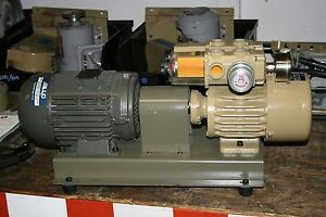 Orion Krx 6 Vacuum Pump W motor Rebuilt 90 Day Warranty