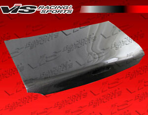 Miata 99 05 2 Door Mazda Oem Vis Racing Carbon Fiber Trunk 99mzmx52doe 020c