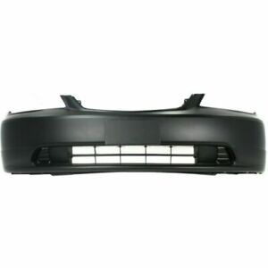 New Front Bumper Cover For Honda Civic 2001 2003 Ho1000197
