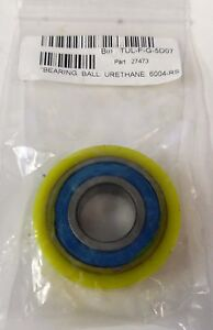 Urethane Ball Bearing 2901615 Used On Pinch Roller Assembly 60042rs