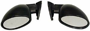 California Style Rearview Mirrors Rear View Mirrors Hotrod Chevy Ford Fiat New