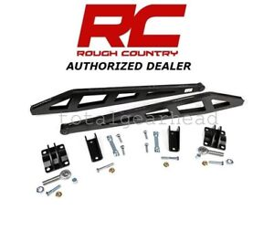 07 17 Chevrolet Silverado Gmc Sierra 1500 Rough Country Traction Bar Kit 1069