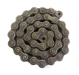 Diamond 100 Ansi Roller Chain 100 1r Standard Riveted 1 1 4 Pitch 4 Ft 2 In