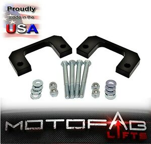 1 Front Leveling Lift Kit For Chevy Silverado 2007 2019 Gmc Sierra Gm 1500 Lm