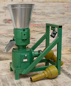 Pellet Mill 12 Die Pto Driven Free Shipping