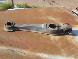 Mercedes Benz Ponton W105 W180 Right Trailing Thrust Arm Schubstrebe Hinterachse