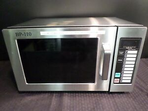 Microwave Research Stainless Steel Bp 110 Laboratory Microwave W Duct