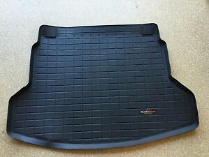 Weathertech Cargo Liner Trunk Mat For Ford Escape 2013 2019 Black