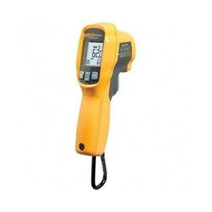 Fluke 62 Max Infrared Laser Thermometer Temperature Automotive Motors Pumps