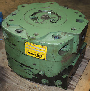 Dynex Hydraulic Vane Motor Hsm200 2768 High Torque Low Speed Motor