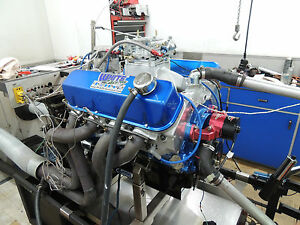 Bbc 540 Cubic Inch Stroker Engine 667hp Complete Motor