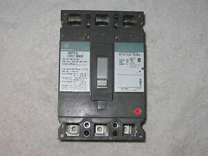 Ge general Electric Teb132100 Molded Case Circuit Breaker