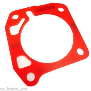 Zerg Throttle Body Gasket obd2 68mm Civic B16 Integra B18c1 Gsr F22a H22a