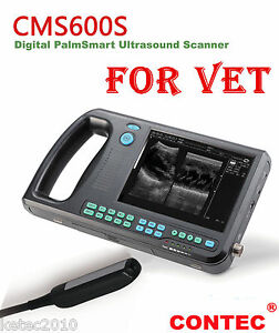 Contec Digital Veterinary B ultrasound Scanner Vet Machine 6 5m Endorectal