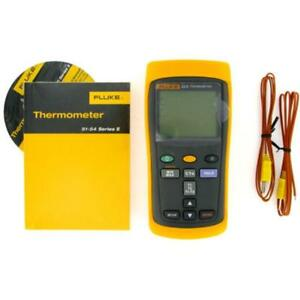 Fluke 52 2 Dual Input Digital Thermometer