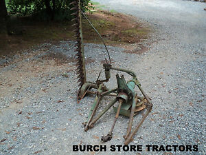 Official John Deere 3 Point Hitch Sickle Bar Mower