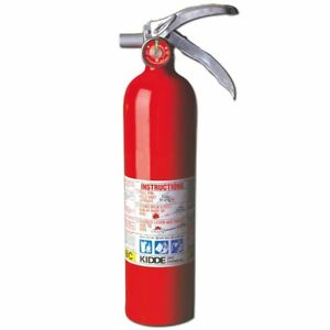 Kidde Proplus 2 5 Mp Fire Extinguisher 468000