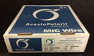 Avestapolarit Stainless Mig Wire 10 Box 030 Dia Type Er308 er308l