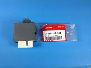 Genuine Acura Honda Integra 1994 2001 Main Fuel Pump Relay 39400 s10 003