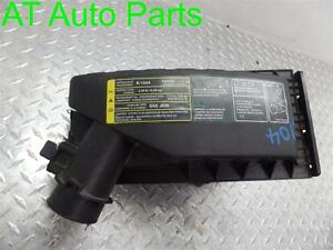 08 09 10 11 12 Escape Mariner 2 3l Hybrid Air Cleaner Box 9m6z9600b Bm6z9600a