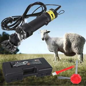 320w Farm Supplies Sheep Shears Goat Clippers Animal Livestock Shave Grooming
