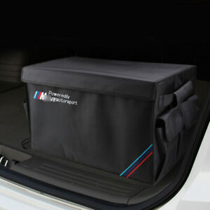 Large Trunk Storage Organizer Folding For Bmw X1 2 3 5 Series E46 90 Accessories
