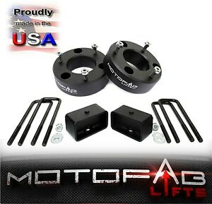 3 Front And 2 Rear Leveling Lift Kit For 2007 2018 Chevy Silverado Sierra Gmc