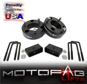 3 Front And 1 Rear Leveling Lift Kit For 2007 2019 Chevy Silverado Sierra Gmc
