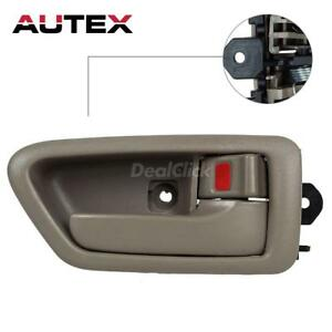 For 1997 2001 Toyota Camry Inner Inside Beige Front Rear Right Pass Door Handle