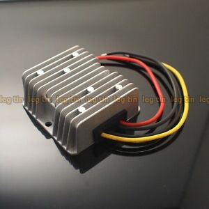 Dc dc 8v 40v To 12v 6a 72w step Up Down Waterproof Power Voltage Converter