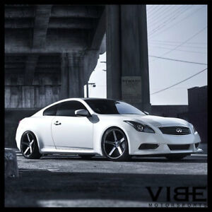 20 Stance Sc5 Machined Concave Wheels Rims Fits Infiniti G35 Coupe
