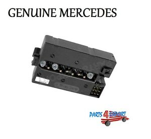 New Mercedes W202 Vacuum Electric Control Module Unit Genuine