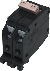 Cutler Hammer Ch2100 Double Pole 120v 100 Amp Plug on Circuit Breaker