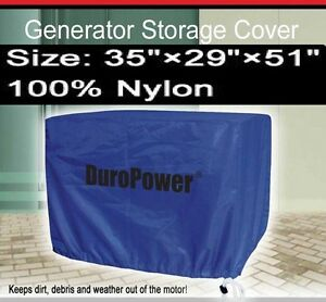 34 l X 28 w X 51 5 h Generator Cover Dp06c New Large Nylon For Mower Tractor