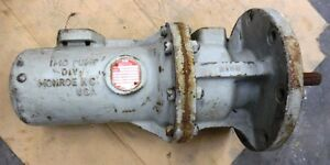 Imo Industries Inc Hydraulic Pump G6uvc 200d 130043 2 1 Gpm 1500 Psi