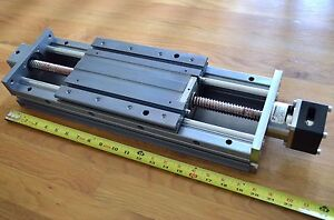 New Thomson 2rb16 X500mm Super slide Linear Ballscrew Actuator Thk Cnc Z axis