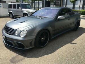 Mercedes Benz Cl Body Kit Package 3