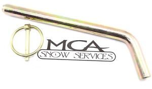 Western Snow Plow Stand Pin Uni Mount Linch Pin 93033 93042