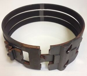 Ford Ranger 5r55w 5 Speed Automatic Transmission Band Rear Assembly