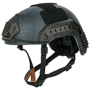 Lancer Tactical Maritime Airsoft Protective Padded Helmet ABS Custom Typhon XL